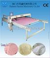 Agulhainformatizado única máquina quilting, longo braço da máquina de costura, máquina têxtil