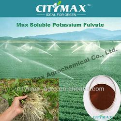 High solubility fulvic powder foliar npk fertilizer