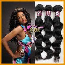 100% virgin hair, well made weft, soft sense, xbl hair