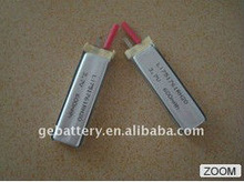 3.7V 600mAh 20C ge power lipo battery