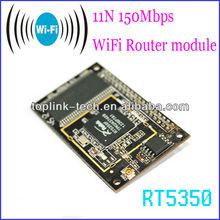 Embedded IP Camera 150Mbps wifi router/AP/Bridge module