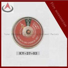 Fire extinguisher gauge,class k fire(1188)