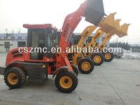china made wheel loader used bobcat NEO ZL-30 936 loader with Cummins engine hydraulic joystick