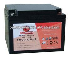 soft battery dildo 12V24AH