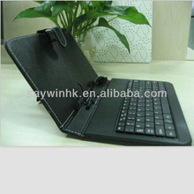 USB Leather Tablet Keyboard Case For 7 8 9 10 inch MID Tablet android tablet