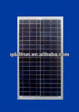 High efficiency 100w poly solar panel