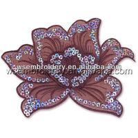 Sequin Flower Design