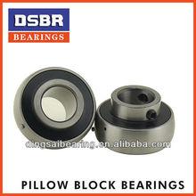 China DSBR Bearing Factory Radial Insert Ball Bearing UK 217