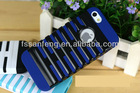 Moblie phone silicone case for iphone5 dropship. 2013 stylish