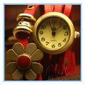2013 envelopper vintage londres montre montres pour dames à puce montre paidu