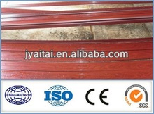 light wooden print aluminium window and door profile accessories