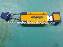 OEM 1GB PVC Flash Drive Bulk For Wholesale