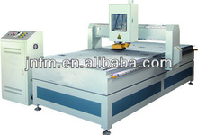 wood engraving machine 1325 with vacuum table,4.5KW water cold Spindle,DSP or NC-Studio Operating System,woodworking cnc router