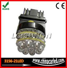 Hot sale 3156-21LED Car LED Turn light