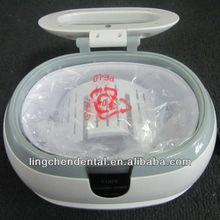Aprobado por la CE 0.6 L Dental ultrasónico limpiador de dientes