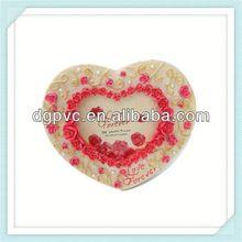 embellished photo frame ,ceramic photo frame, 3d laser engraved crystal