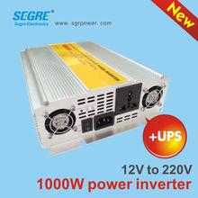 1000W UPS power solar invertor 1kw