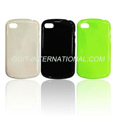 Soft Silicon Case For Blackberry Q10 Silicon Case