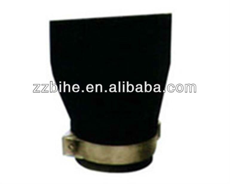 high quality slowly-closing rubber duckbill check valve