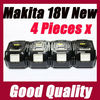 4 X Makita 18v 3ah battery Lithium Battery Makita BL1830 for Cordless drill battery