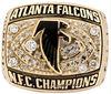 Wholesale Atlanta Falcons Football Championship ring