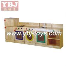 Best selling children kitchen furniture / kids cabinet ,kids play house
