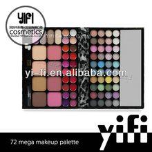 Distributor! TZ 72 leopard makeup palette good eye shadow