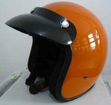 Shild helmet motorcycle orange color sale in shanghai KION high quality