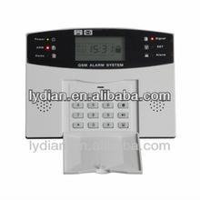 Residential Home Automation Alarm GSM SMS Home Burglar Security Alarm System Detector Sensor Kit Remote Control