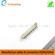 pin header 1mm pitch rj45 crimping machine 9 pin automotive connector