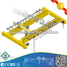 Top Running Double Girder Overhead Crane with CE Certificate