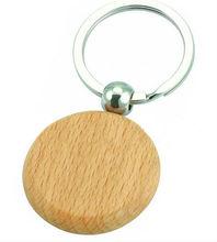 2013 new custom fashion wood carving keychain wood key chain