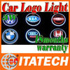 all car logo available! led car logo lights,led car door light,led ghost shadow light