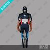 Captain America Steven Rogers cosplay costume