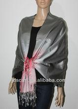 hijab and islamic wear JDS-132# elegant luster and soft silk hijab