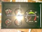 High quality SINOTRUK Howo truck combination dashboard