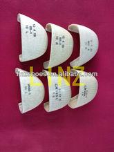 Impact resistance fiberglass toe caps LZ604model