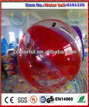 big ball on water different style, TIZIP n TPU Quality, Welcome OEM