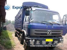 5-15T van, container body cargo 4*2,