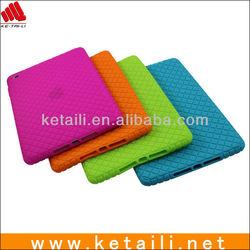 Unique design Silicone case for mini ipad KTLIA00004-6