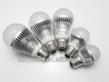low recycling costs CE&RoHS 8W E27 high power led bulb