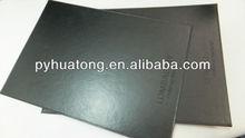 faux pu leather executive desk pad
