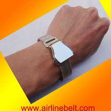 new custom wristband gift certificate letter sample
