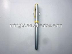 388 baoer roller ball pen with gold plating