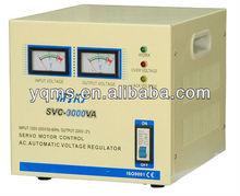 SVC-1500VA electronic voltage regulators