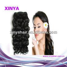Best seller High quality extensions Peruvian virgin Natural curly humain hair