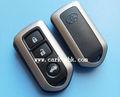 nuovo arrivo toyota yaris 3 tasto del telecomando chiave shell caso alloggio copertina vuota chiave auto