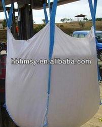 2013 ton jumbo bag for coal,one ton bulk bag,pp woven big bag