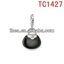 TC1427 2013 innovating new product for women fashion bag design pendant&charm