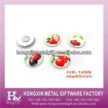 HX-1499 Round Glass Fruit Glass Door Magnetic Catch